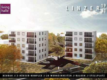 Moderner Neubau im Süden von Halle
