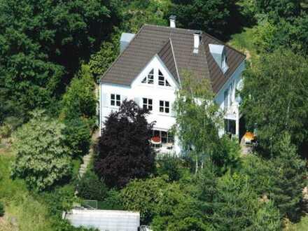 Schöne Aussicht, 7-Zimmer-Einfamilienhaus mit Einbauküche, Steinen