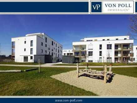 Bestens ausgestattetes Penthouse in Landshut-West