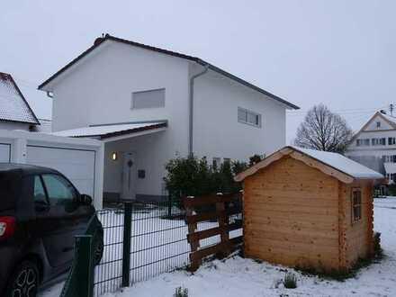Modernes EFH, 4 ZKB, Terrasse Garten in Kutzenhausen 16 qm westl.v.Augsburg