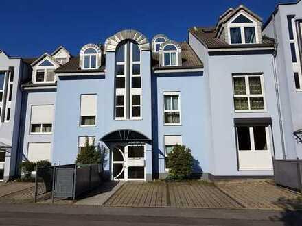 Klein aber fein - 43 Quadratmeter Souterrain Apartement mit Terrasse