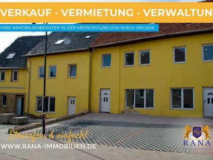 Reihenmittelhaus mit Terrasse, Lichthof & 2 PKW-Stellplätze · Viel Platz für die Familie
