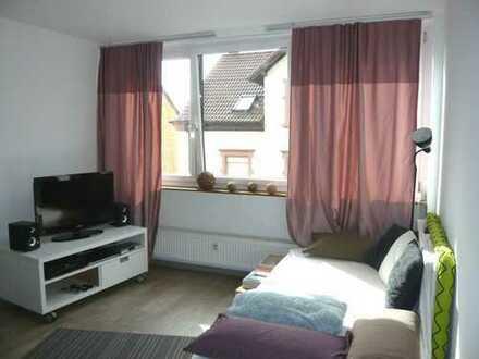 Schöne, teilmöblierte 2 Zimmer Wohnung in Aschaffenburg-Damm