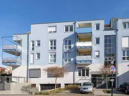 gepflegte 2-ZKB-Wohnung in Citylage