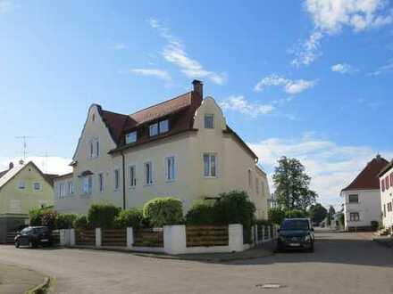 Idyllische 4,5 Zimmer-Wohnung im ehemaligen Kurheim - Bezug nach frischer Renovierung