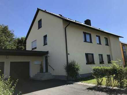 Schöne 4 Zimmer-Wohnung in Tirschenreuth
