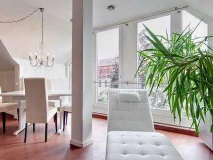 3-Zimmer-Dachgeschoss-Wohnung zur Selbstnutzung in Schwabing/Biederstein