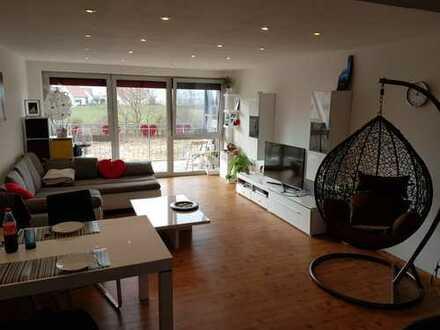 Schöne große 3-Zimmer-Wohnung mit Weitblick in Nördlingen