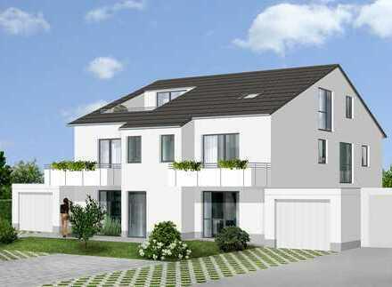 Penthouse gewünscht? = Neubau-Eigentumswohnung im DG mit großzügiger Südloggia