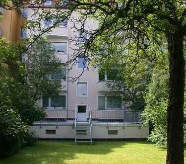 Moderne 1-Zimmer-Wohnung an der Eilenriede