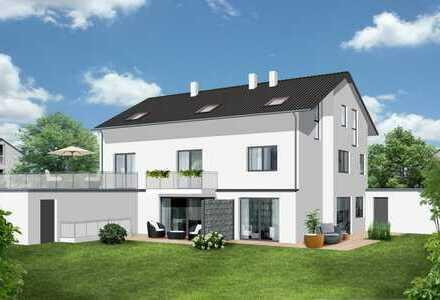 Tolle Lage und schöner Grundriss - hier werden Sie sich wohlfühlen! Haus 1 und 3 bereits verkauft!