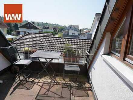 Hier fühlen Sie sich zuhause! Herrliche Wohnung mit Blick über die Weinberge am Kaiserstuhl