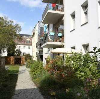Hochwertige Bürofläche in der Neustadt, zentral und trotzdem ruhig gelegen