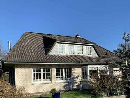 Ebenerdiges Einfamilienhaus mit Ausbaureserve in Rastede/Wahnbek