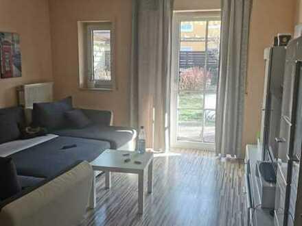 Freundliche 2-Zimmer-Wohnung (57,31 m²) mit eigener Terrasse in 03096 Werben