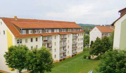 Schöne Wohnung in grüner Lage