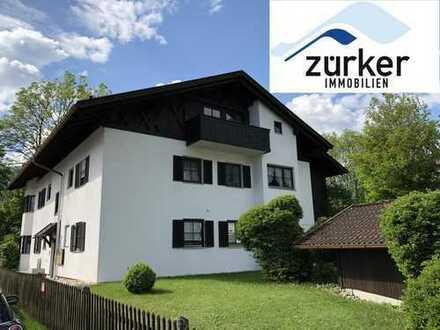 Ruhige 3 - Zimmer Wohnung mitten in Garmisch mit Bergblick