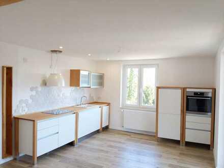 4-Zimmer-Wohnung mit EBK und Balkon in Waldshut