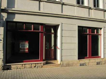 Gepflegte Büroeinheit im Apoldaer Stadtzentrum -TOP GESCHÄFTSLAGE zwischen Markt und Bahnhofstraße-