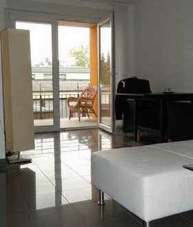 Neuwertige 2 Zimmer Wohnung mit Balkon in Uni Nähe Mainz