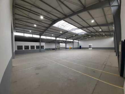 Versch. Lager u. Produkltionsflächen mit Büro - ab 3,50€ - Provisionsfrei u. Neu Saniert !
