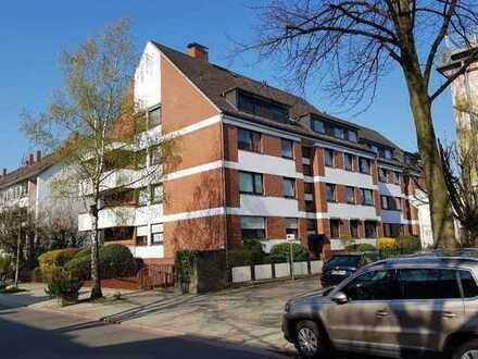 2 Zimmer ETW in bevorzugter Lage Schwachhausens – ruhige Lage – gr. Balkon – PKW-Stellplatz