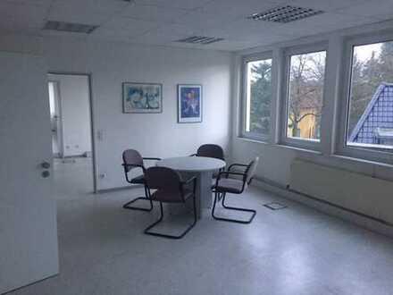 Büroräume von 10 - 45 qm zu vermieten Pauschalpreis