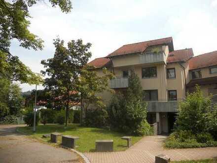 Gemütliche 2 Zimmer Dachgeschosswohnung mit 2 Balkonen