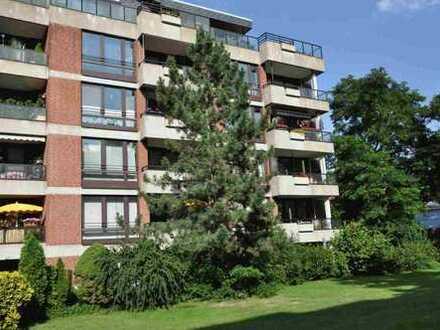 Schöne, geräumige drei Zimmer Wohnung in Hannover, Südstadt, Maschsee 400 m