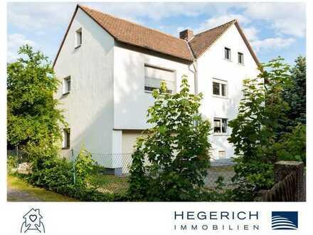 HEGERICH: Idyllisches Grundstück mit Altbestand in Ronhof