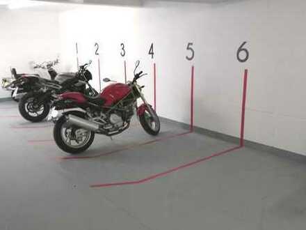 Motorrad Stellplatz zu vermieten