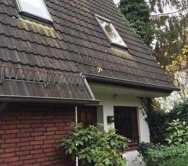 Schönes Einfamilienhaus in ruhiger zentraler Lage (Schwachhausen)