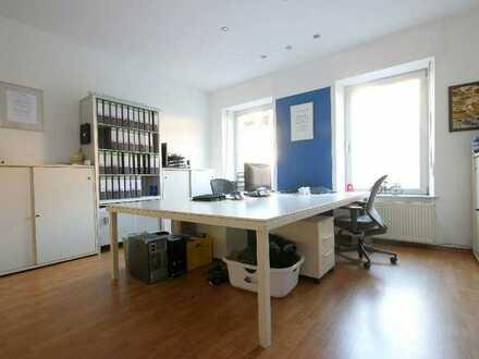 Büroräume im Gemeinschaftsbüro