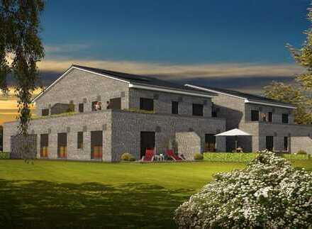 Exklusive Penthouse-Wohnung mit Wohlfühlatmosphäre und riesiger Dachterrasse in Winsen (Luhe)
