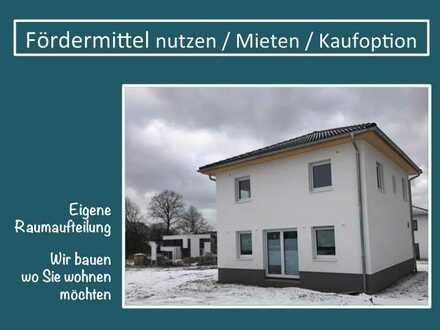 Grundstück vorhanden - 4 oder 5 Zimmer - möchten Sie in diesem schönen Haus wohnen ?