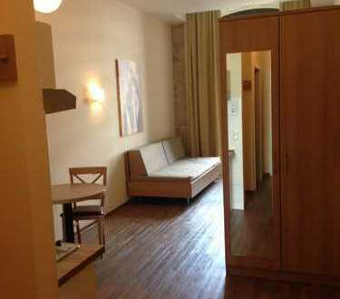 1-Zimmer-Apartment; Frei ab 01.03.2019