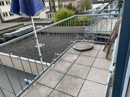 Attraktive 3-Zimmer-Wohnung mit Balkon und EBK in Essen