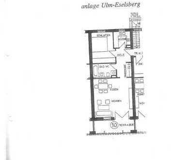2 ZiKB Toplage Ulm-Eselsberg, Merianweg