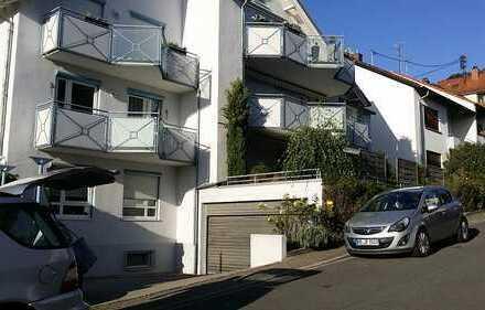 Ansprechende 4-Zimmer-Wohnung mit Balkon und EBK in Dossenheim