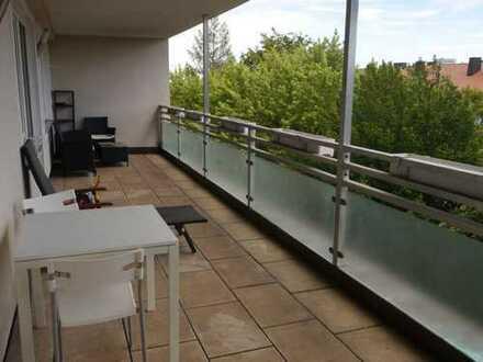 Schöne 4-Zimmer-Wohnung mit grosszügiger Terrasse