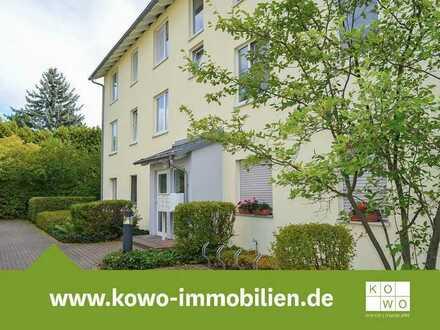 Attraktive 3-Zimmer-Wohnung mit Süd-Balkon +TG-Stellplatz in Leipzig-Holzhausen!