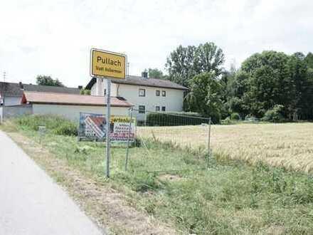 *** NEUER PREIS *** Baugrundstück im Mischgebiet in Pullach in der Nähe von Kolbermoor zu verkaufen