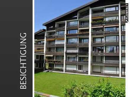 3 Zimmer Wohnung in sonniger und ruhiger Ortsrandlage von Oberstaufen