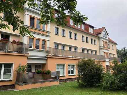 Schöne 4-Zi.-Wohnung mit BALKON in sehr guter Wohnlage zu vermieten! 1. OG