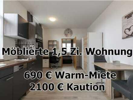 ab 01.02. - Möbliertes Apartment - vollständig ausgestattet - Wellendingen - Wilfingen