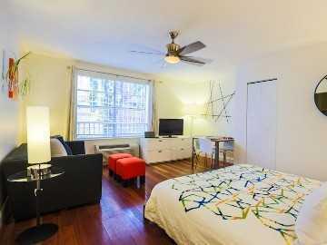 Fantastische eingerichteten Ein-Zimmer-Wohnung