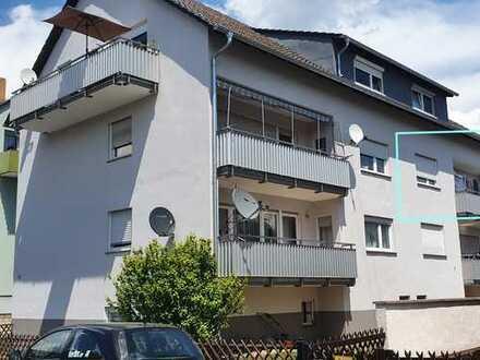 3 Zimmer ETW mit großem sonnigem Balkon