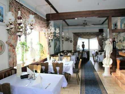 Gut geführtes Restaurant inkl. 4-Zimmer Wohnung und Umbaumöglichkeiten
