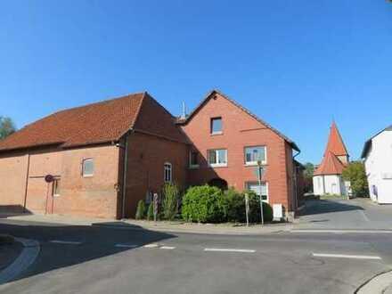 *Pattensen-OT* 600 m² Wohn- u. Gewerbeflächen.