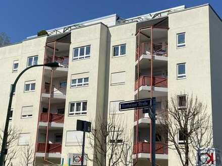 NEU * Gepflegte moderne 4-Zimmer-Wohnung*EBK * Balkon*